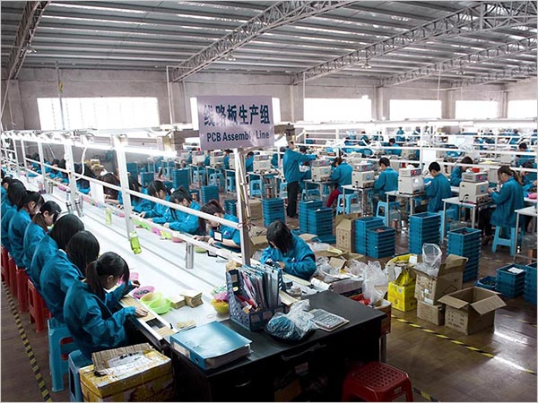 PCB Assembly Prodution Line